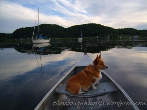 fixit in canoe