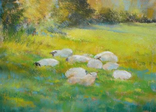 Carol's Sheep